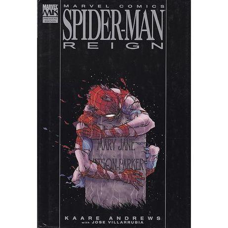 MARVEL Spider-Man 6 Livros Premiere Edition Capa Dura BAIXA DE PREÇO