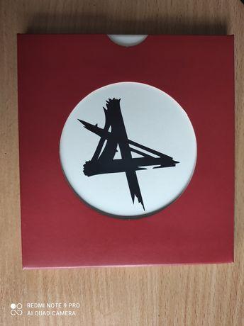 CD диск Алиса. Сингл,  не альбом.