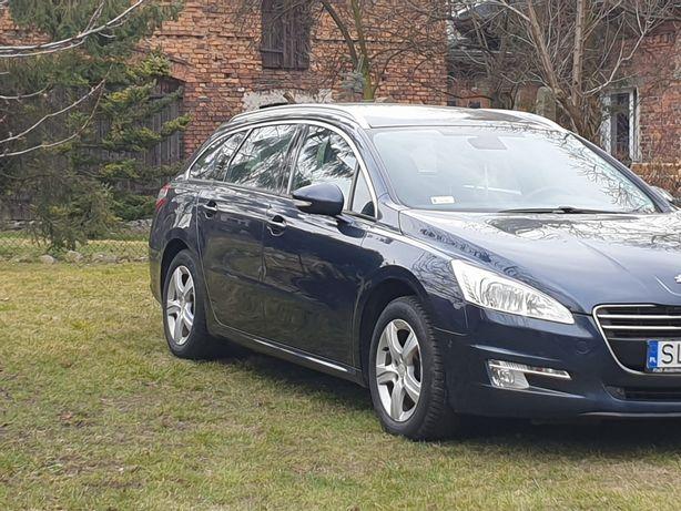 Peugeot 508sw r 2011