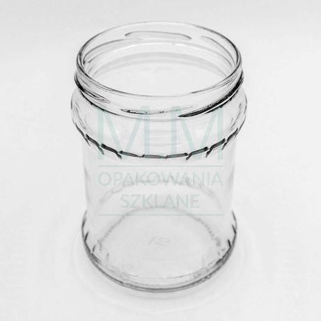 Słoik 500/8 Słoiki do miodu (cena za sztukę) ilości całopaletowe