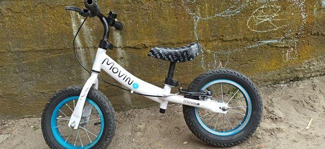 """Rower biegowy rowerek Movin koła pompowane 12"""""""