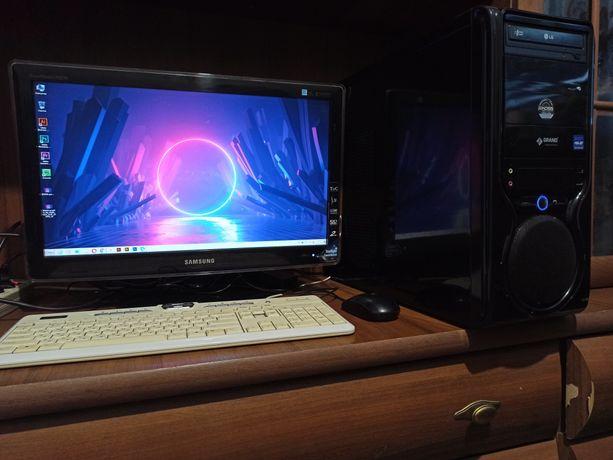 Пк, Комп'ютер і5 4 ядра 3.1, 8 ГБ оперативки, 1 ТБ HDD