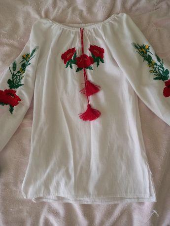 Вышиванка для модницы
