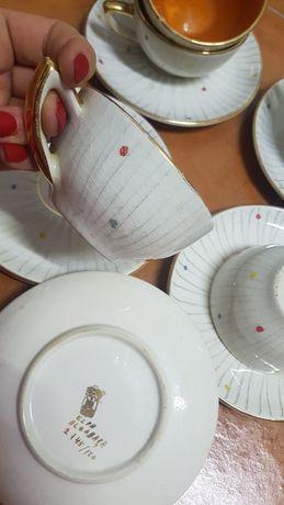 Conjunto Chávenas de Chá ELPA
