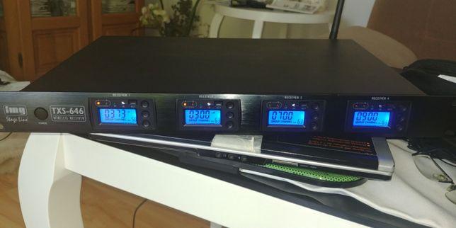 TXS 646 system transmisji audio