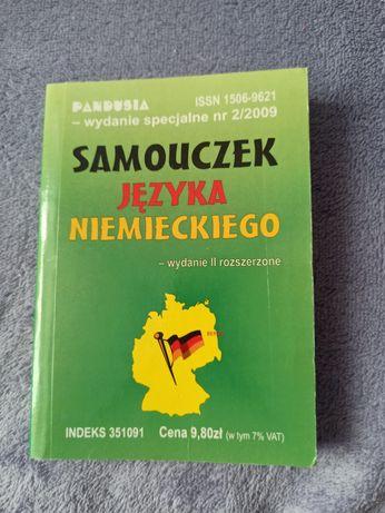 Samouczek języka niemieckiego wydanie II roszerzone