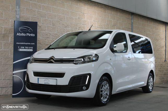 Citroën Spacetourer 1.6 BlueHDI 9 Lugares