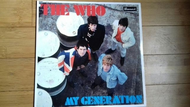 The Who - My Generation, płyta winylowa, winyl