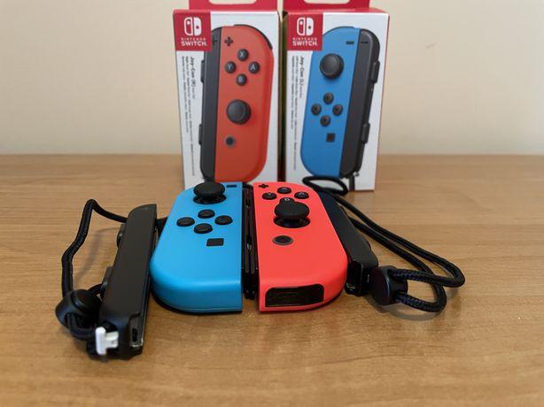 Joy-con y Nintendo Switch - JAK NOWE gwarancja