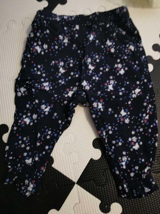 Cienkie letnie spodnie rozmiar 74 Piaseczno - image 1