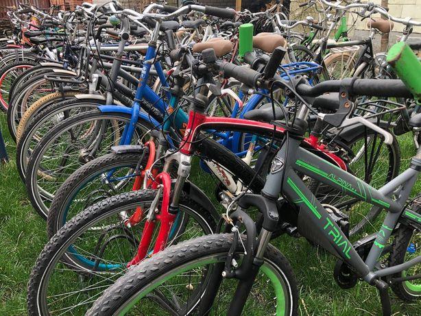 Велосипеды б/у из Голландии/новый завоз