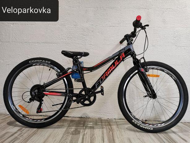 Новий велосипед!!! Formula ACID 24