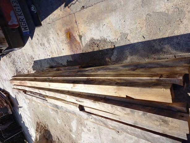 Kantówka drewniana (rygi) 12×8
