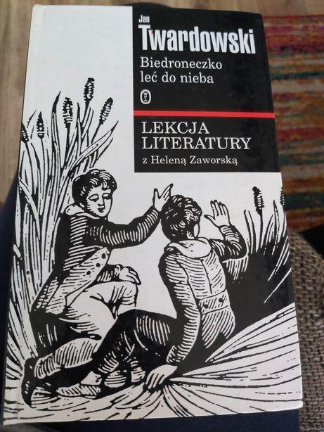 Biedroneczko lec do nieba lekcja literatury z Helena Zaworska Twardows