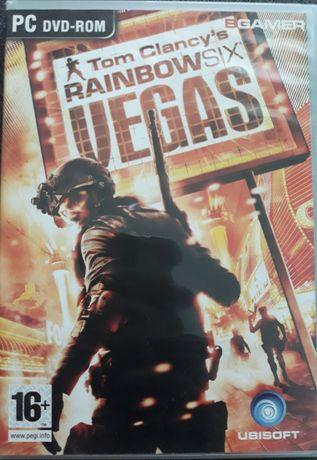 Jogo PC Tom Clancy's Rainbow Six Vegas
