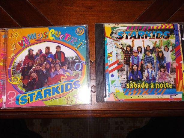 Vendo CDS música da Starkids