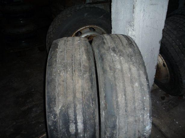 Opona 265/70 R 19.5 Michelin XZE 2+