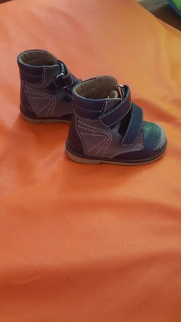 Ботинки ортопедические Берегиня