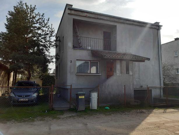 Dom piętrowy Braniewo
