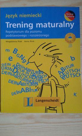 Język Niemiecki Trening Maturalny repetytorium M.Ptak 2005