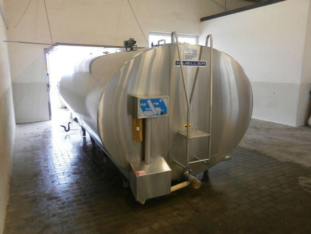 Schładzalnik, chłodnia, zbiornik do mleka Mueller 10 000 L - 12 000 L