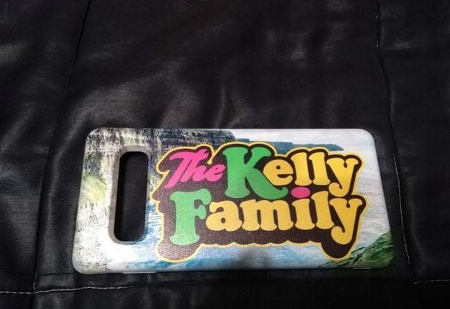 Etui Samsung Galaxy s 10 Plus Kelly Family etui