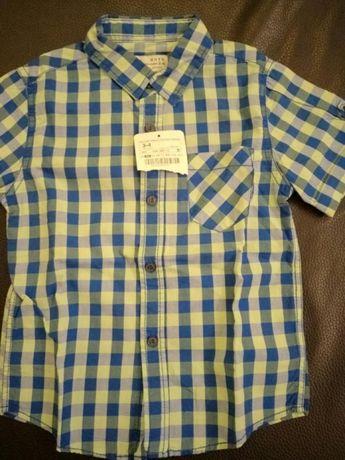 Camisa de criança Zara