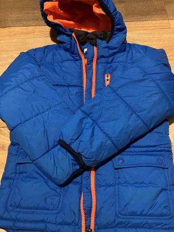 Kurtka zimowa H&M 140 cm 9/10 lat