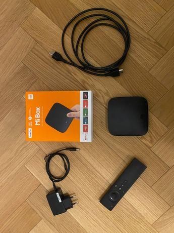 Xiaomi Mi Box S 4K Ultra HD Android Smart TV