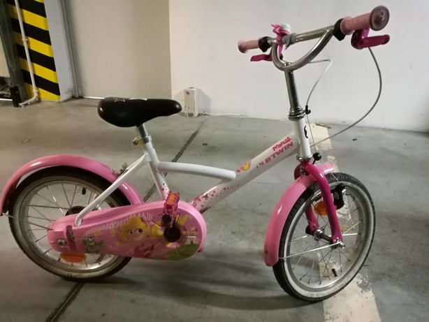 Sprzedam rowerek dla dziewczynki.