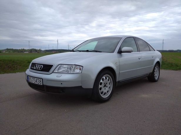 Audi a6 | 1.8 turbo 150KM | QUATTRO | LPG | Doinwestowana |