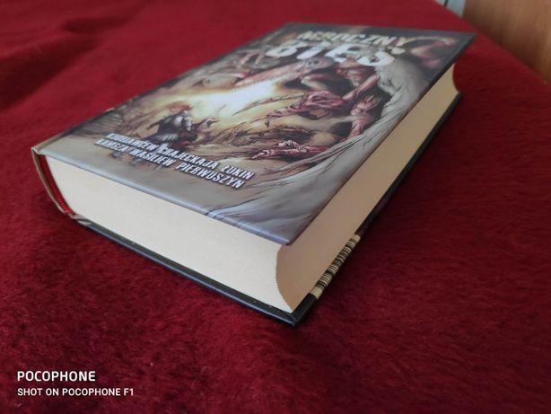 Mroczny bies Almanach rosyjskiej fantastyki twarda oprawa szyta