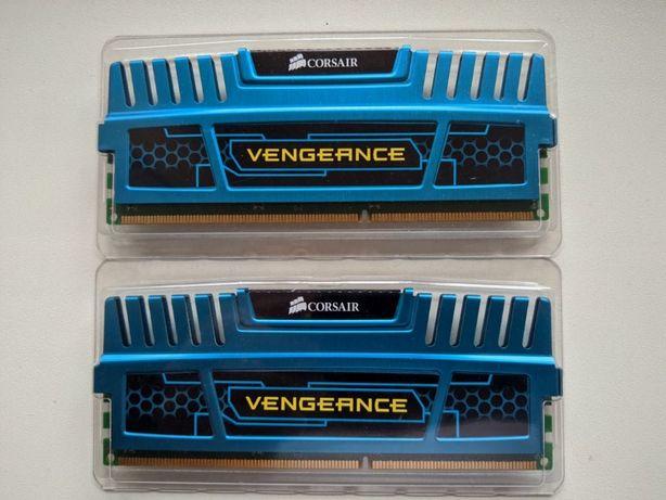 Оперативная память для ПК Corsair Vengeance DDR3 8Gb PC3-12800 1600MHz