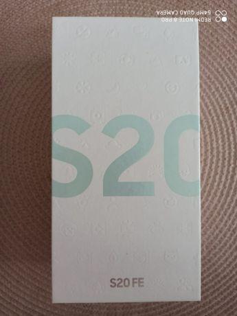 NOWY Samsung S20FE 128GB Cloud Minut