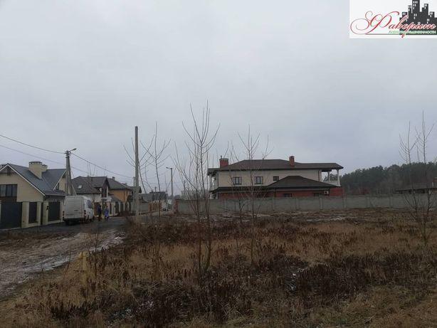 Участок 10 сот+Фундамент в элитном посёлке,район Роддома Т1