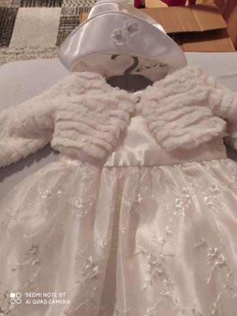 Sukienka na chrzest, wesele