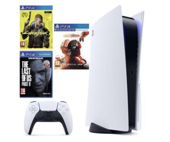 Ps5 Sony Playstation5 Nowa