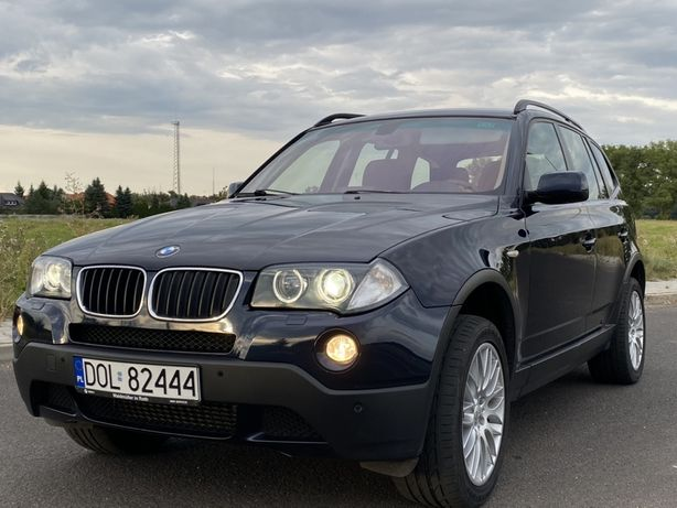 BMW X3 2.0D 177KM Xdrive 4x4