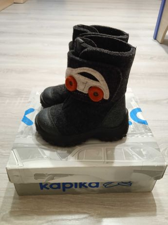 Детские валенки Ķapika