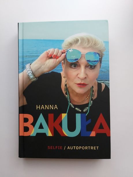 Hanna Bakuła - Selfie/Autoportret