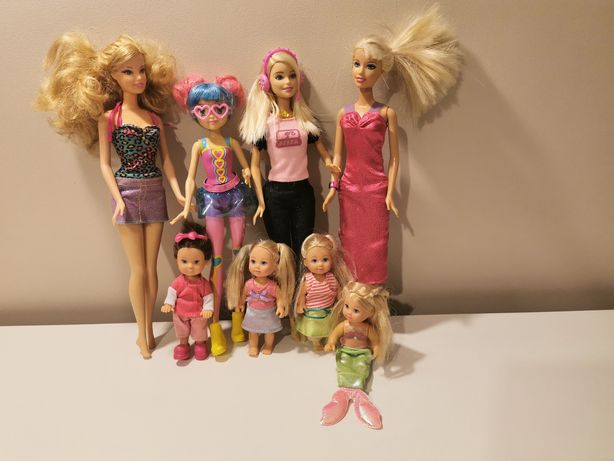 Barbie + emi zestaw