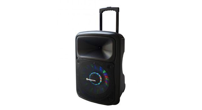 Wielofunkcyjny głośnik mobilny Manta SPK5005