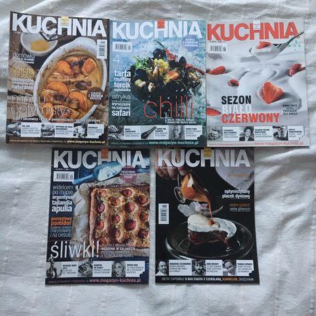 Magazyn dla smakoszy Kuchnia rok 2012