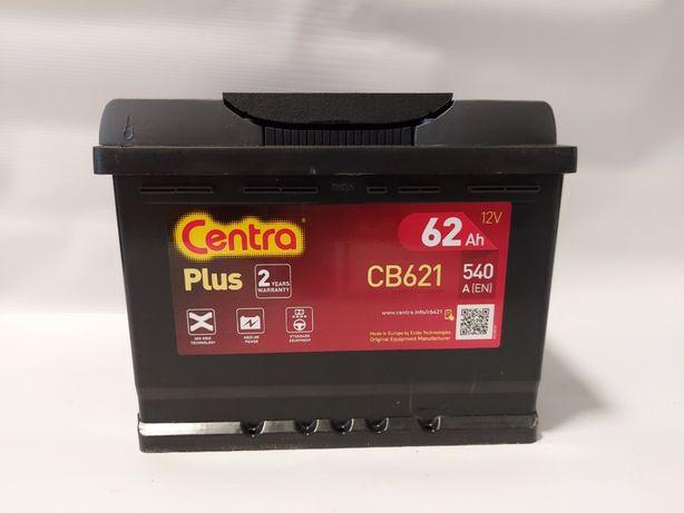 Akumulator Centra CB621 12V 62Ah 540A L+