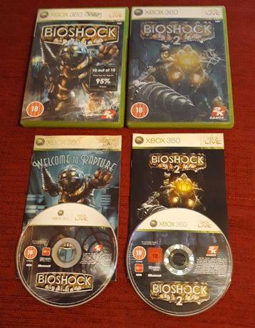 BioShock / BioShock 2 XBOX 360
