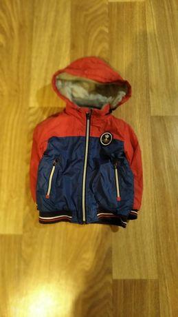 Детская демисизонная куртка