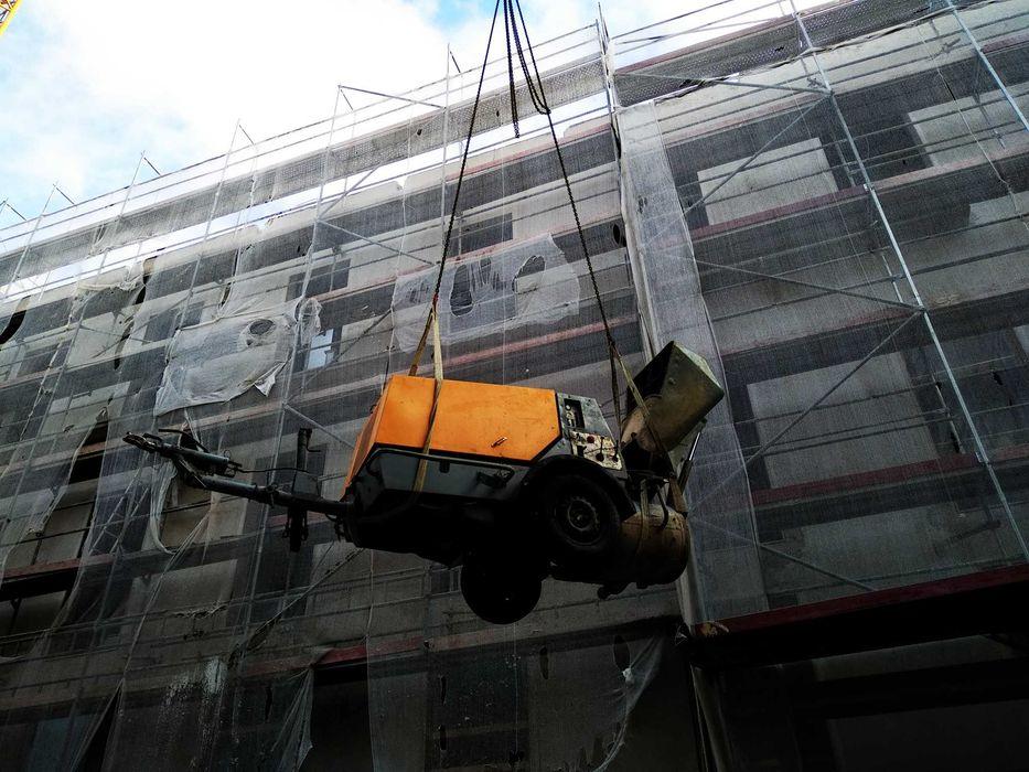 Aluguer de máquinas para betonilhas  sem caução CUBA XL 270L Évora (São Mamede, Sé, São Pedro E Santo Antão) - imagem 1