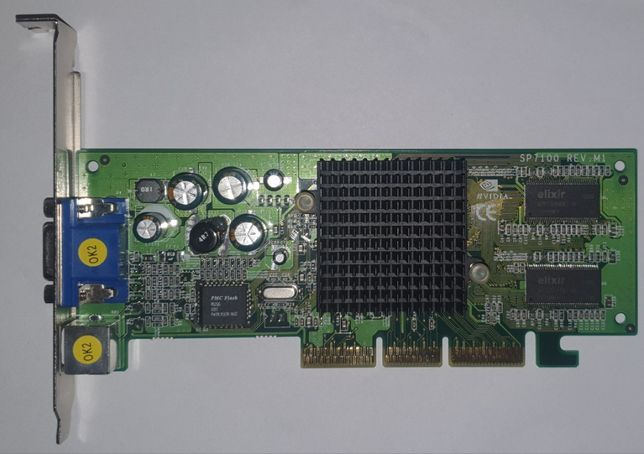 Sparkle GeForce 4 MX440SE 64MB