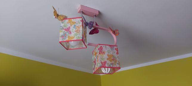 Żyrandol, lampa do pokoju dziecięcego piękna!