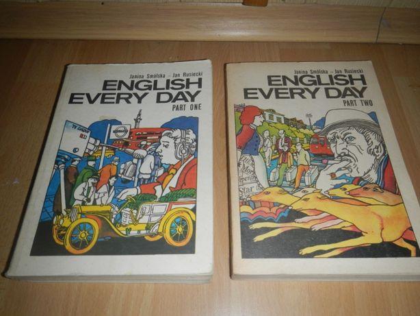 English Ewery Day -Janina Smólska,Jan Rusiecki cz.1 i 2
